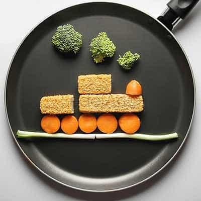 Progettazione del prodotto alimentare procedura per creare un alimento
