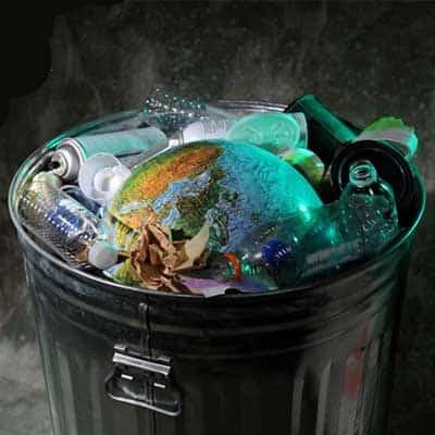 Lo smaltimento dei rifiuti per gli imballaggi e dei Materiali di Confezionamento